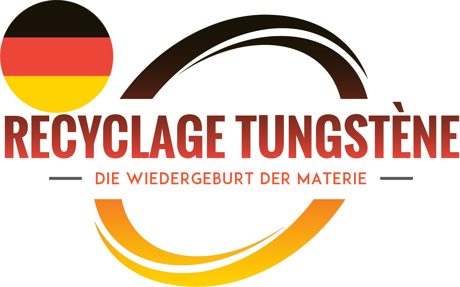 logo Recyclage Tungstène Allemagne